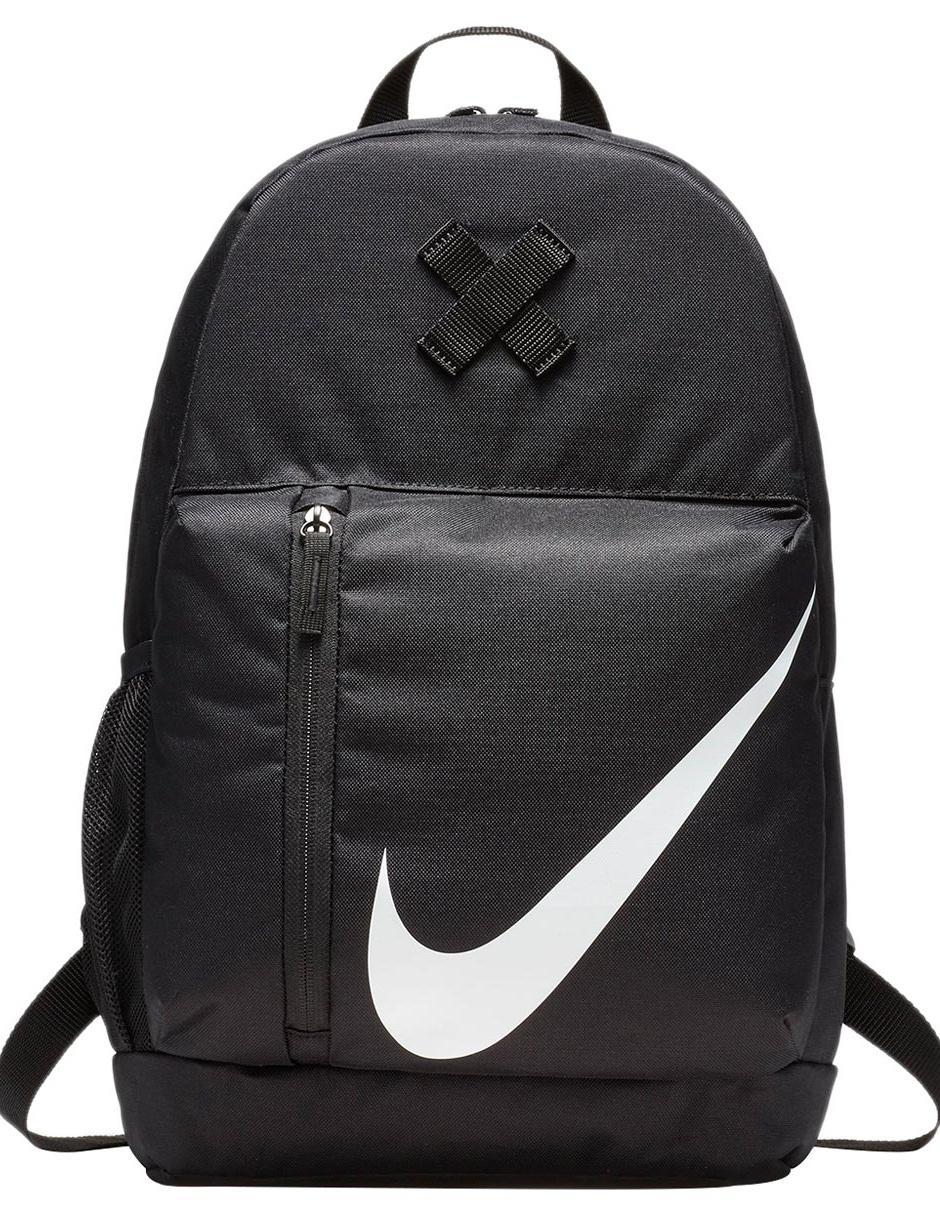 ce3597428 Mochila Nike negra