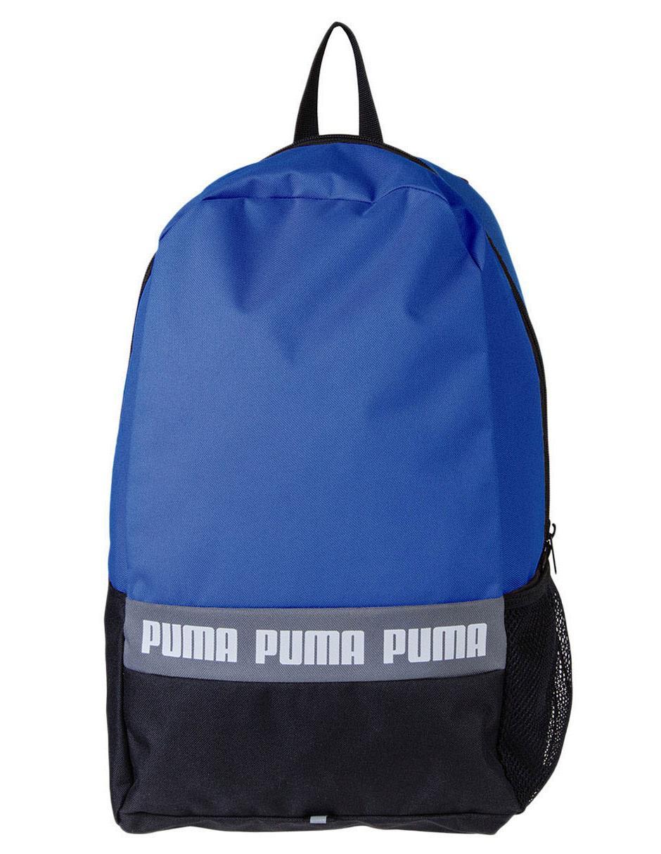 92322b7129 Mochila Puma Phase II azul