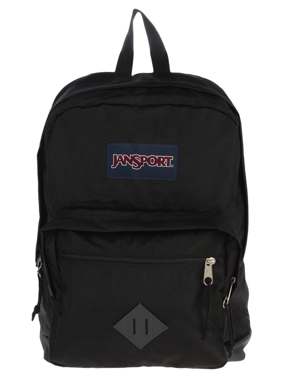 d85e4240a Mochila Jansport City Scout negra
