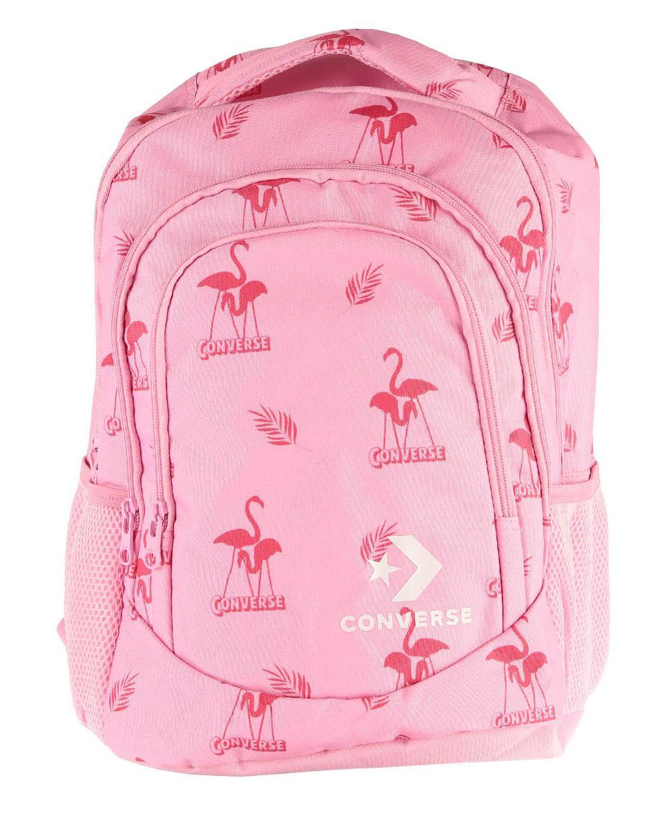 37bc4457a Mochila Converse Flamingo rosa