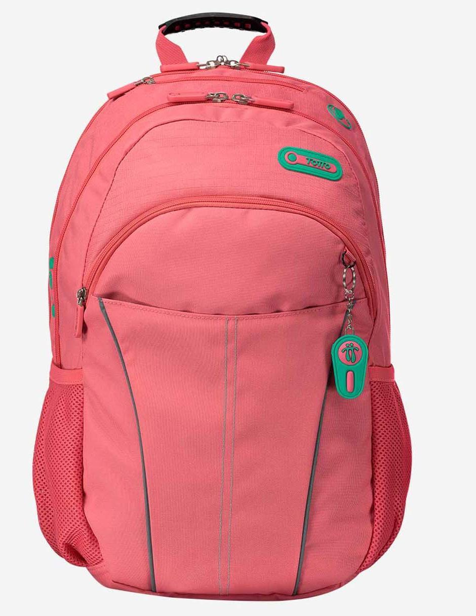 super calidad el precio más bajo nueva apariencia Mochila Totto rosa